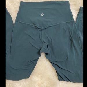 Lululemon Align Pant 25 Sage Green